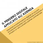 Change Project - Corso - Luca Carbonelli - Il Pensiero digitale applicato all'azienda